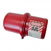 Safety Plug Lockout Cover 220/550 Volt