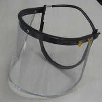 Faceshield Screen for Rachet Headgear