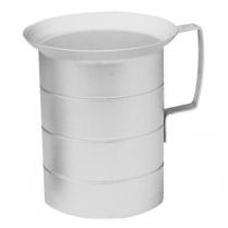 Aluminum Measuring Cup 4L