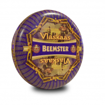 Beemster Vlaskass Decorative Cheese Wheel