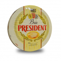President Brie Decorative Cheese Wheel