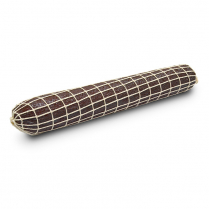 Dark Brown Decorative Salami 16