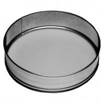 Plastic Rim Coarse #8 Flour Sieve 18