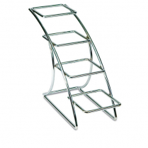 Steel Display Rack Element 6 x 19 x 13