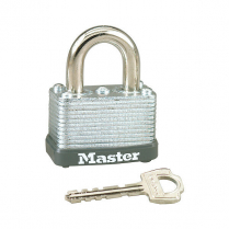 Steel Padlock And Key