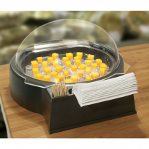 "Countertop 12"" Sampler with Napkin & Toothpick Holder"