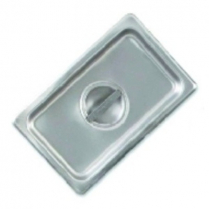 Fourth Size Solid Steam Pan Lid