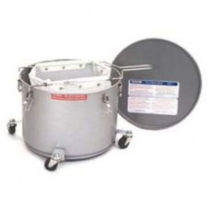 Mobile Grease Pot 35 Lbs