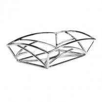 Chrome Wire Basket 9 x 8 x 2