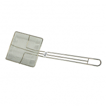 """Wire Skimmer 13"""" Fine Mesh 5 x 5"""" Square"""