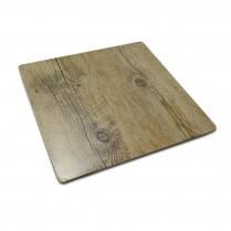 Melamine Driftwood Riser 10 x 10 .75