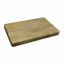 Melamine Driftwood Riser 10 x 6 x 1