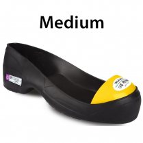 Wilkuro Steel Toe Cap Yellow Medium
