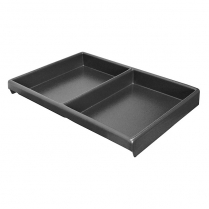 ABS Upper Shelf Case Tray Black