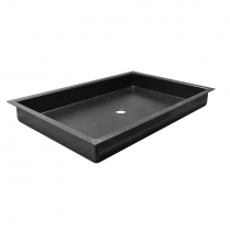 ABS Produce Table Black