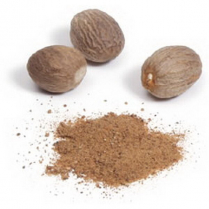Ground West Indian Nutmeg 20M 22.68Kg