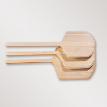 Wood Pizza Peel 15.5 x 13.75