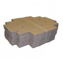 Produce Box Corrugated 18 x 12 x 4