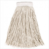 Cotton/ Rayon Mop Head 20oz/550gm White