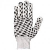 Fisherman Glove with PVC Dot 1doz/Pack