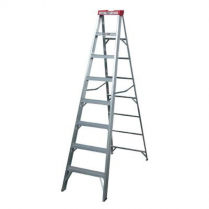 Aluminum Step Ladder 8'