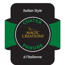 Label - Italian Style Coater KB 2862 BBB 250/Roll