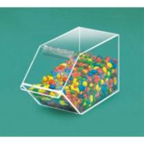 Acrylic Mini Stackable Bin 4.5