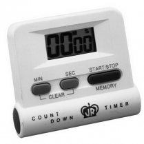 Electronic Countdown Timer 2.5 x 2.25""