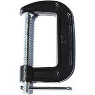 """Zinc Plated 3""""""""C"""" Clamp"""