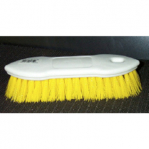 "8"" Pointed Scrub Brush Yellow"