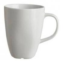 Pocelain Mug 10oz White