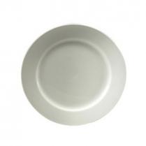 """China Plate 6 3/8"""" White"""