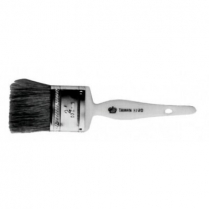 """Pastry Brush 2"""" With Natural Bristle Plastic Handle"""
