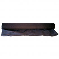 Econogrip Case Liner 2 x 60' Roll Black