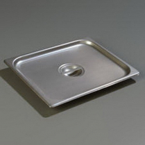 Half Size Steam Pan Lid Stainless Steel