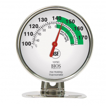Oven Dial Thermometer 40°C to 80°C/100°F to 170°F