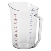 Polycarbonate Measuring Cup 4 Quart