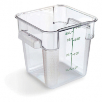 Storplus Container 4 Qt Clear