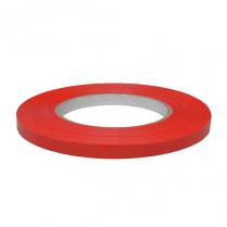 """Bag Sealer Tape 3/8"""" Red"""