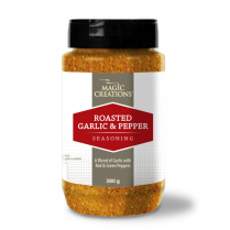 Roasted Garlic Pepper Seasoning 380g