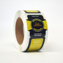 Label - Lemon Herb Marinade 250/Roll