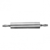 "Aluminum Rolling Pin 18 x 3.5"""
