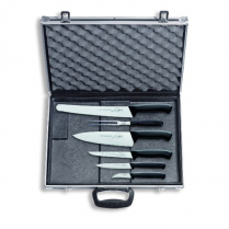 Magnetic Case 6 Piece ProDynamic Knife Set