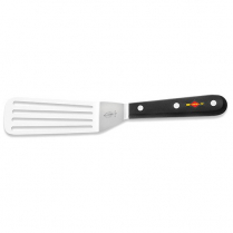 F.Dick Superior Spatula Offset Slotted Black 5""