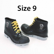 Rubber Boots Ankle Steel Toe 7