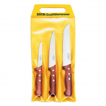 Knife Set, 3 pcs wooden handle