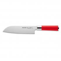 F.Dick Santoku Knife Red Spirit 7