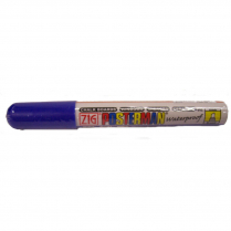 Paint Marker 5mm Wedge Blue