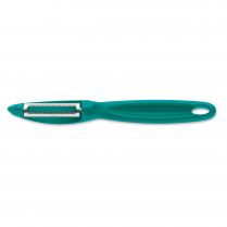 F.Dick Utility Peeler Serrated Turquoise