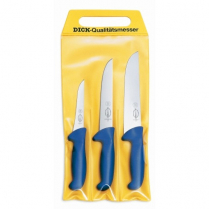 Knife Set, 3 pcs ErgoGrip